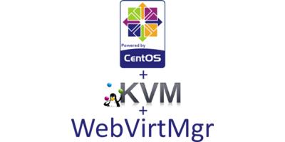 KVM VirtManager Webvirtmgr geekysnippets